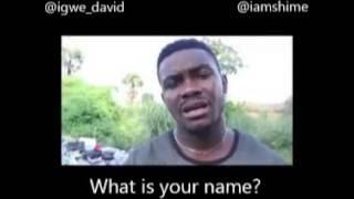 Cel mai greu nume de African