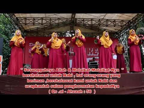 Bismillah Tawassalna Billah dari Grup Rebana GRI Bogor