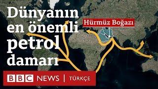 Hürmüz Boğazı neden dünyanın en önemli petrol koridoru?