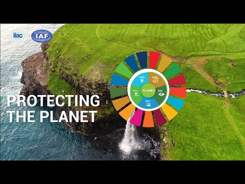 WAD 2021 - Protecting the planet - Accreditation: Supporting the implementation of SDGs