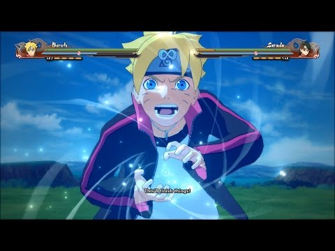 Naruto Shippuden Ultimate Ninja Storm 4 - All Ultimate Jutsu