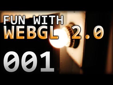 Fun with WebGL 2.0 : 001 : The first Vertex