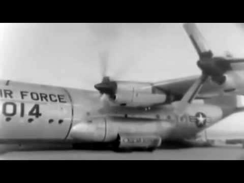 """Operation Climax"" Search For WWII B-24 Bomber ""Lady Be Good,"" Libyan Desert, 1960 (full)"