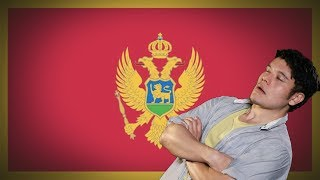 Flag/ Fan Friday MONTENEGRO (Geography Now!)