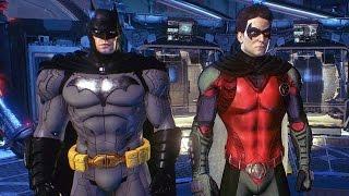 Batman Arkham Knight #16: Raio Congelante, Novos 52 e os Novos Coringas - PS4 Gameplay