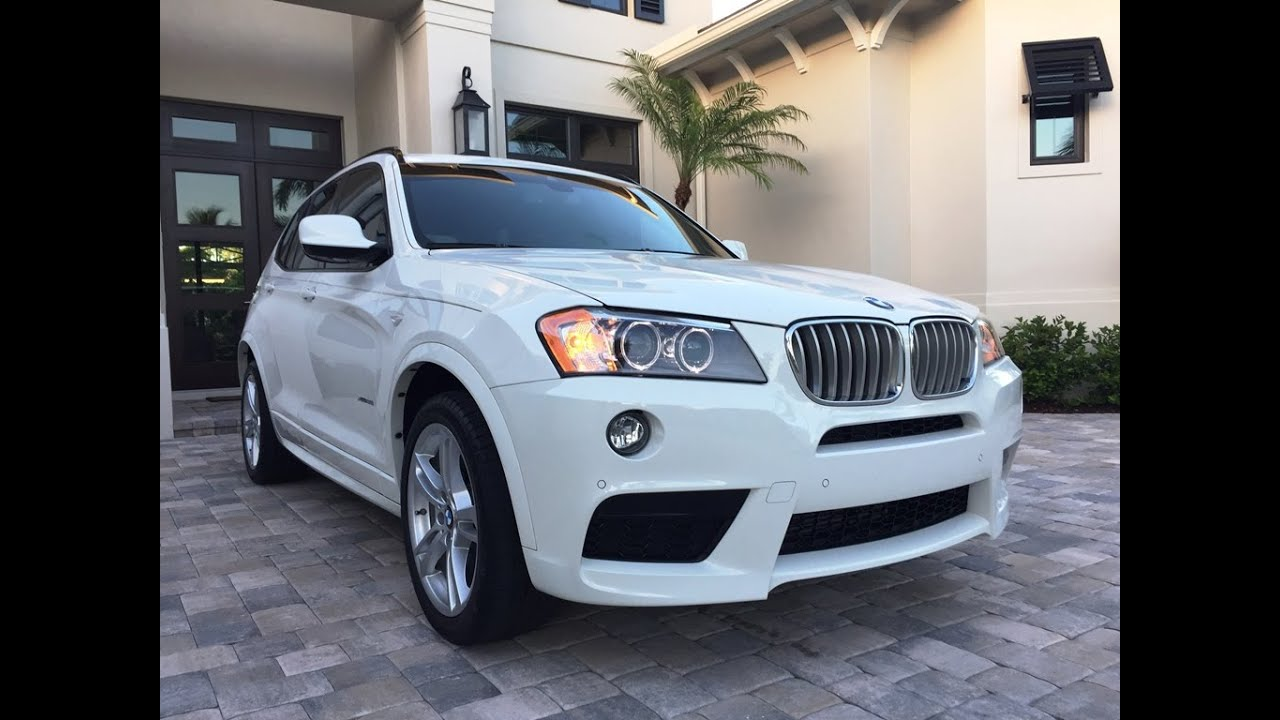 2013 BMW X3 XDrive35i AWD M Sport For Sale By Auto Europa Naples 239 649 7300 MercedesExpert