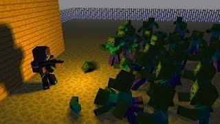 ВЫЖИТЬ В ЗОМБИ АПОКАЛИПСИСЕ | Minecraft | 7 Серия