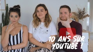 L'ÉVOLUTION DE YOUTUBE !⎪JENESUISPASJOLIE