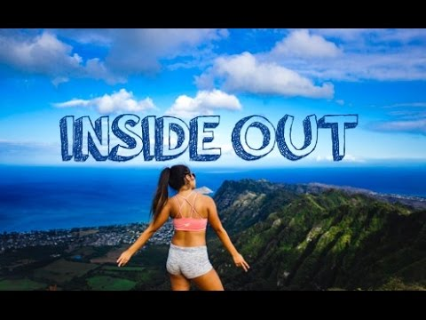 The Chainsmokers Ft. Charlee - Inside Out (Lyric Video)