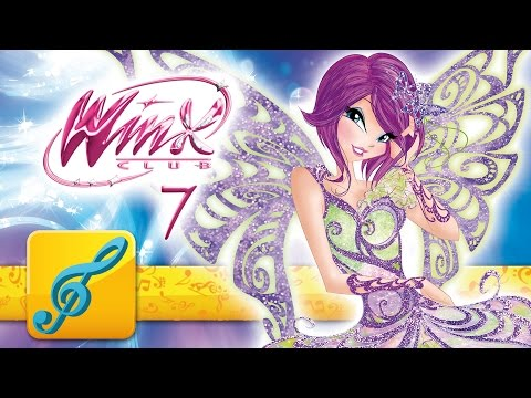 Winx Club - Season 7 - Song EP. 1 - Love is all around
