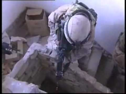 U.S. Marines in Fallujah Iraq Combat Footage