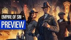 Empire of Sin   PREVIEW   Kriminelle Machenschaften auf der gamescom