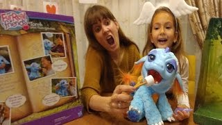 Video Fur real friends torch küçük ejderha, eğlenceli çocuk videosu, toys unboxing download MP3, 3GP, MP4, WEBM, AVI, FLV November 2017