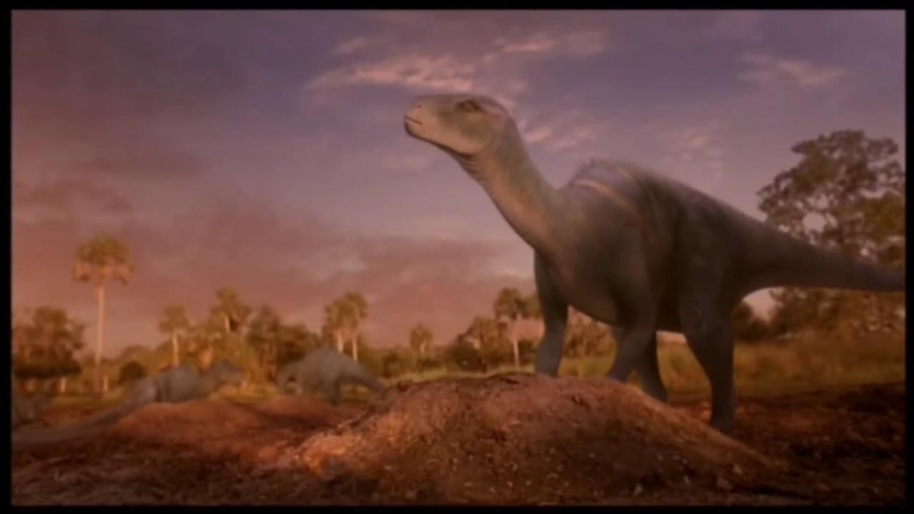 Opening Scene Dinosaur 2000 Youtube