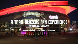 A Trail Blazers Fan Experience (Narrated by Bill Schonely)
