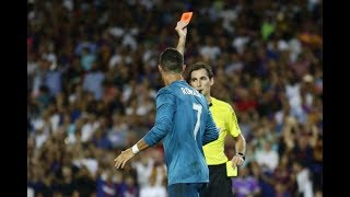 Barcelona vs Real Madrid 1-3 Super Cup 13/08/2017 Extended Highlights & Goals