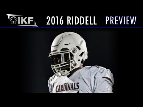 2016 Riddell Football Gear Preview - Ep: 275