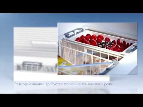 Liebherr морозильная камера 170 см - YouTube