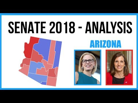 Arizona 2018 Senate Results - Analysis + Discussion