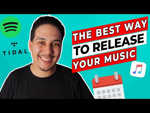 Music Release Strategy 2021   How To Release Your Music In 2021...Musicians Do These Now!