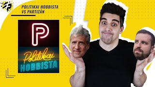PARTIZÁN VS PESTI TV