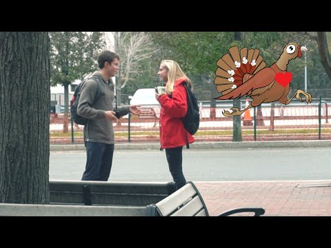 INAPPROPRIATE THANKSGIVING PICKUP LINES!!
