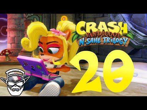 HRA ČÍSLO 3 !  - CRASH BANDICOOT N SANE TRILOGY / 1080p 60fps / CZ/SK Lets Play / # 20