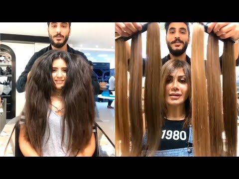 Hair Extensions Masterclass by Professional Hairstylist @mikeism11 | Hair Transformations 2017