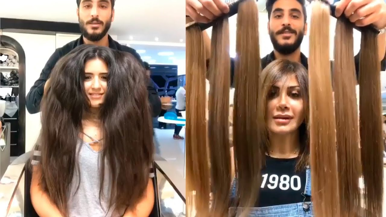 hair extensions masterclass by professional hairstylist mikeism11 hair transformations 2017 - Professional Hairstylist