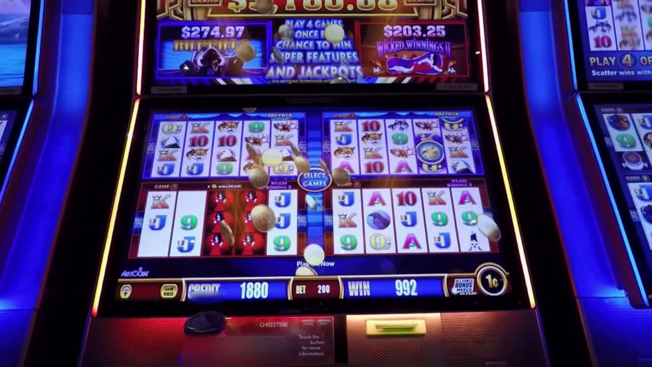Huge slot machine jackpots at indian casinos play slots for real money