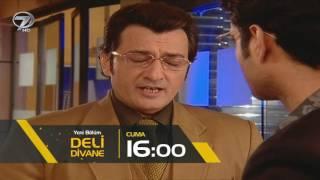 Deli Divane 122. Bölüm - 25 Kasım Cuma