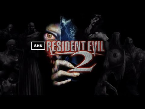 Resident Evil 2 PSone Claire A/ Leon B HD 1080p Lets Play Longplay No Commentary