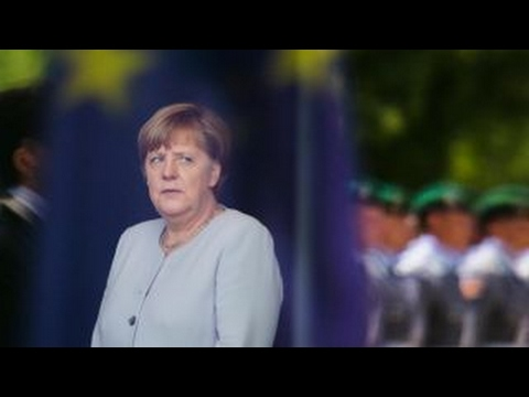 Is German Chancellor Angela Merkel the 'savior of Europe'?