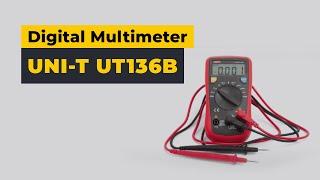 UNI-T UT136B - the best budget digital multimeter on the market