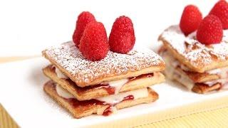 Homemade Napoleon Recipe - Laura Vitale - Laura In The Kitchen Episode 816