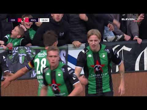Cercle Brugge Standard Liege Goals And Highlights