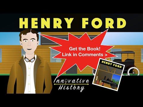 Henry Ford   3 Minute Innovative History