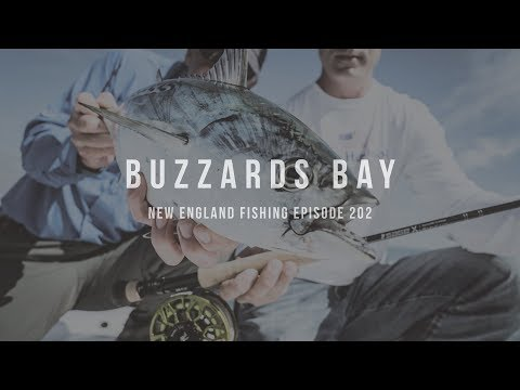 Fishing Buzzards Bay Massachusetts // New England Fishing // Episode 202