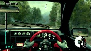 DiRT 3 Multiplayer Gameplay pc Rally/Group B  HD [1080p]