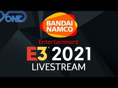 Bandai Namco E3 2021 Showcase Live Reaction With YongYea