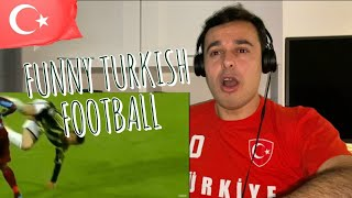 Italian Reaction to 4 Dakikada Türk Futbolu Funny Turkish Football