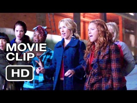 Pitch Perfect Movie CLIP - 'Just The Way You Are' Remix (2012) - Anna Kendrick, Brittany Snow Movie