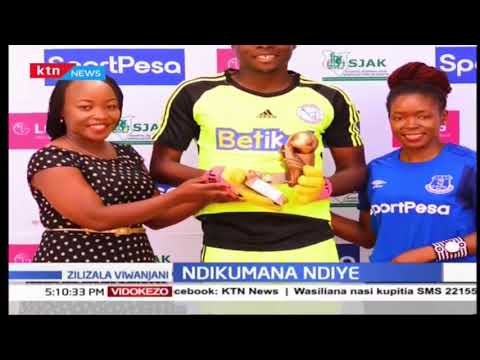 Kipa wa Sofa Paka ndiye Mchezaji bora wa Mwezi wa Machi 2019