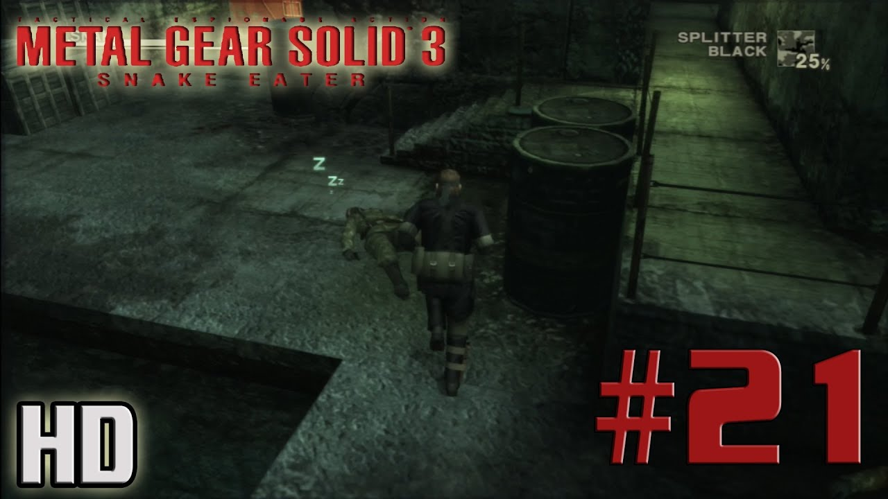 how to play mgs3 on pc
