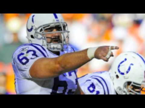 Colts Center Jeff Saturday Interview 9/5/2011 - WJEL 89.3 FM Panther Sports Wire
