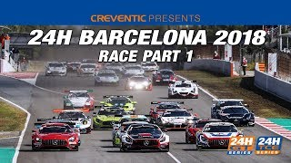 Hankook 24H BARCELONA 2018 Part1