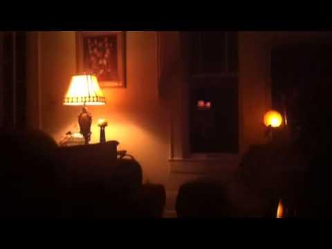 Haunted Burleson House In Waxahachie Flickering Lights