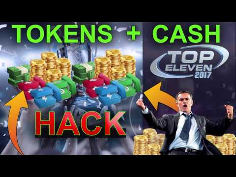 Top Eleven Tokens Hack - Top Eleven Hack 2017 [Unlimited Tokens and Cash]
