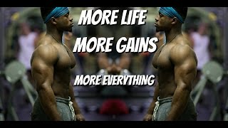 More Life, More Gains, More Everything | Raw Random Workout (AUSTRALIA VLOG 2)