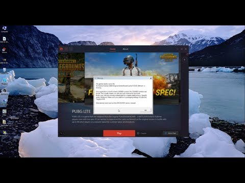 How to play pubg lite on pc garena